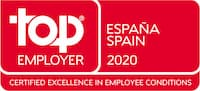 Logo top employer